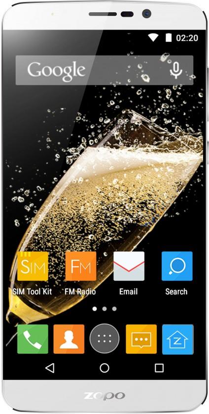Smartphone Zopo ZP951 Speed 7,biela