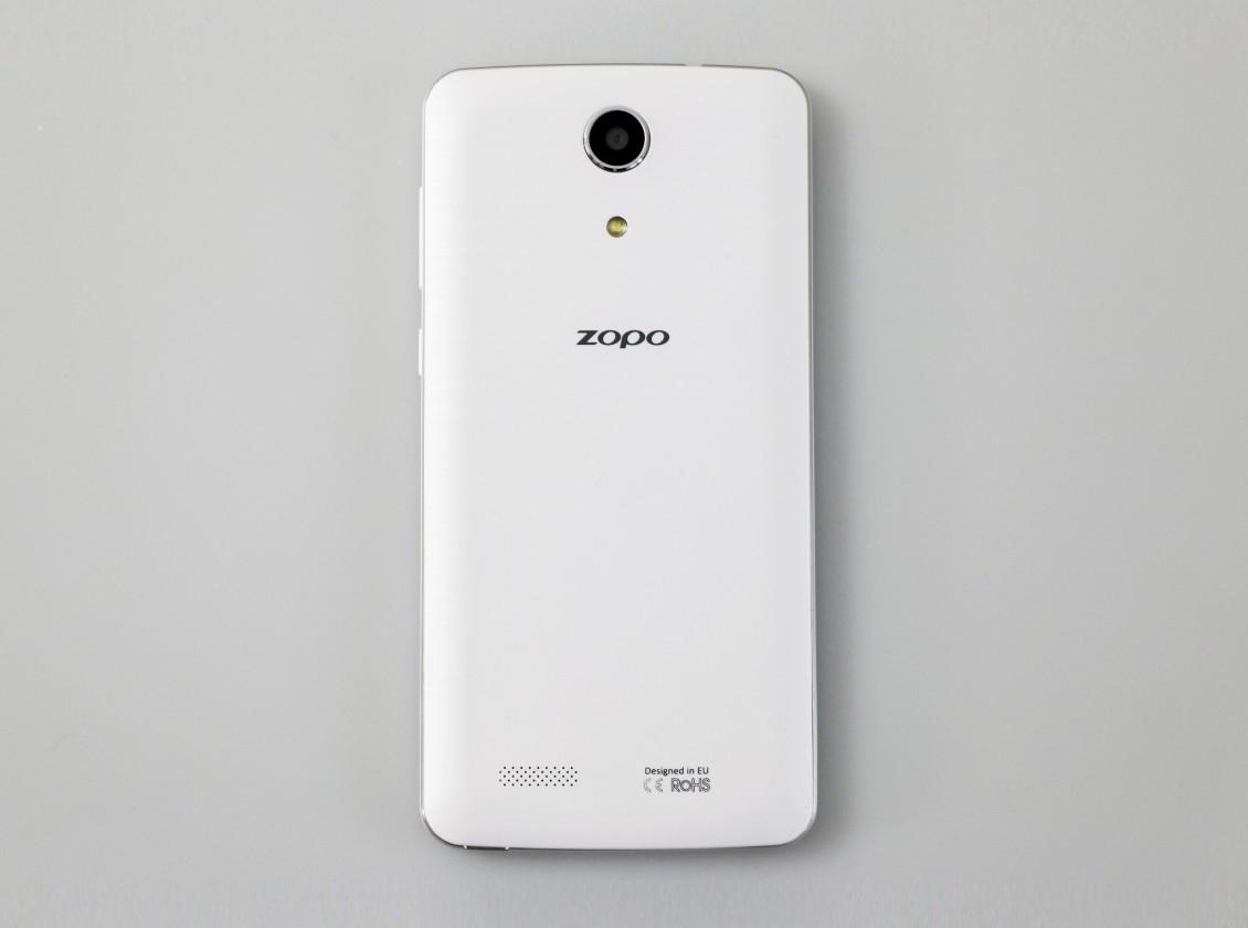 Smartphone Zopo ZP952 Speed 7 Plus,biela