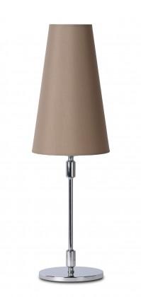 Smarty - lampička, 40W, E14 (hnedá)