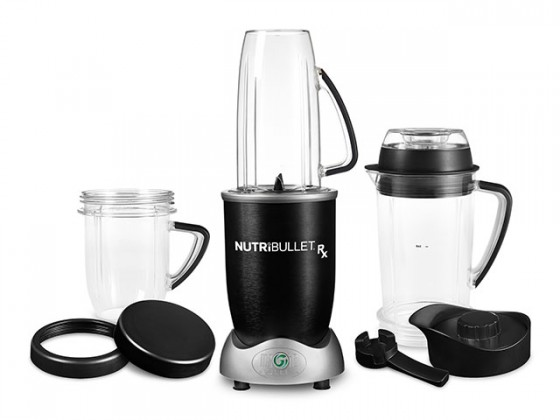 Smoothie Stolný mixér NutriBullet RX 1700, set 10 ks