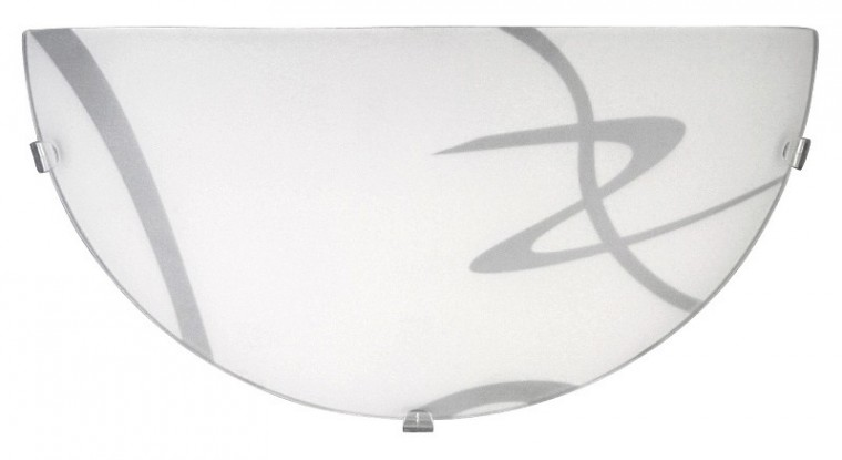 Soley - Nástenná svietidla, E27 (biela/průsvitná)