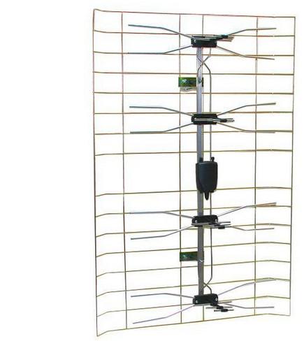 Solight CX-4 TV anténa 35 dBi aktívna vonkajšia