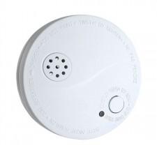 SOLIGHT detektor dymu + alarm, 85dB, biely + 9V batéria 1D33