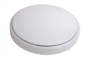 Solight LED biele stropné svetlo, 12W, 840lm, 3000K, 27cm