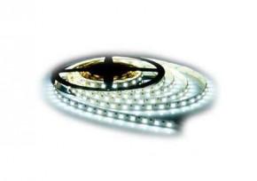 Solight LED svetelný pás 5m 60LED/m,4,8W/m,IP65 biela ROZBALENÉ