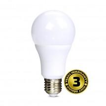 Solight LED žár., klasický tvar, 12W, E27, 4000K, 270°, 1010lm