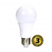 Solight LED žár., klasický tvar, 7W, E27, 4000K, 270°, 520lm