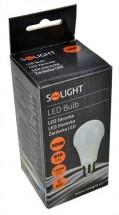 Solight LED žiarovka,klasický tvar,10W,E27,3000K,270°810lm,WZ505