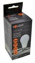 Solight LED žiarovka,klasický tvar,10W,E27,4000K,270°810lm,WZ506