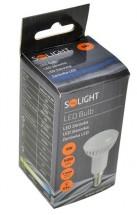 Solight LED žiarovka reflektorové,R50,5W,E14,3000K,400lm,biela