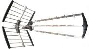 Solight vonkajšie DVB-T anténa, 17dB, LTE/4G filter