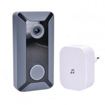 Solight Wi-Fi bezdrôtový zvonček s kamerou Solight 1L200