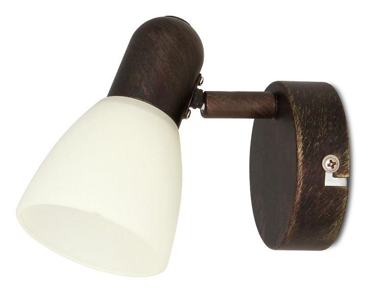 Soma - Nástenné osvetlenie, 6591 (antická hnedá/krémová)