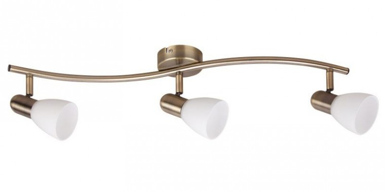 Soma - Stropné osvetlenie, 6308 (bronzová/biela)