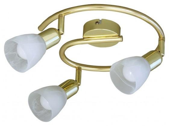 Soma - Stropné osvetlenie, 6598 (zlatá/biela alabastrová)