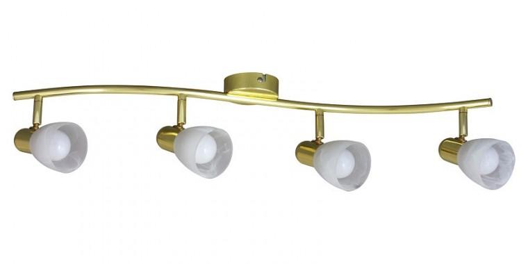 Soma - Stropné osvetlenie, 6599 (zlatá/biela alabastrová)