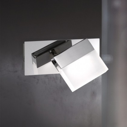 Sonett - Nástenné svietidlo, LED (chróm)
