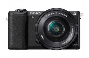 Sony Alpha A5100, 16-50mm, Black (ILCE5100LB.CEC)