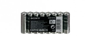 Sony Baterie tužkové SUM3NUP8A-EE, R6/AA 8ks