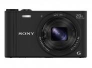 Sony CyberShot DSC-WX350 čierny