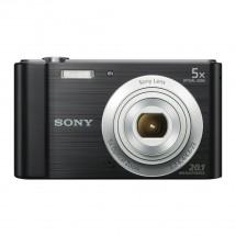 "SONY DSC-W800B 20,1 MP, 5x zoom, 2,7"" LCD - BLACK"