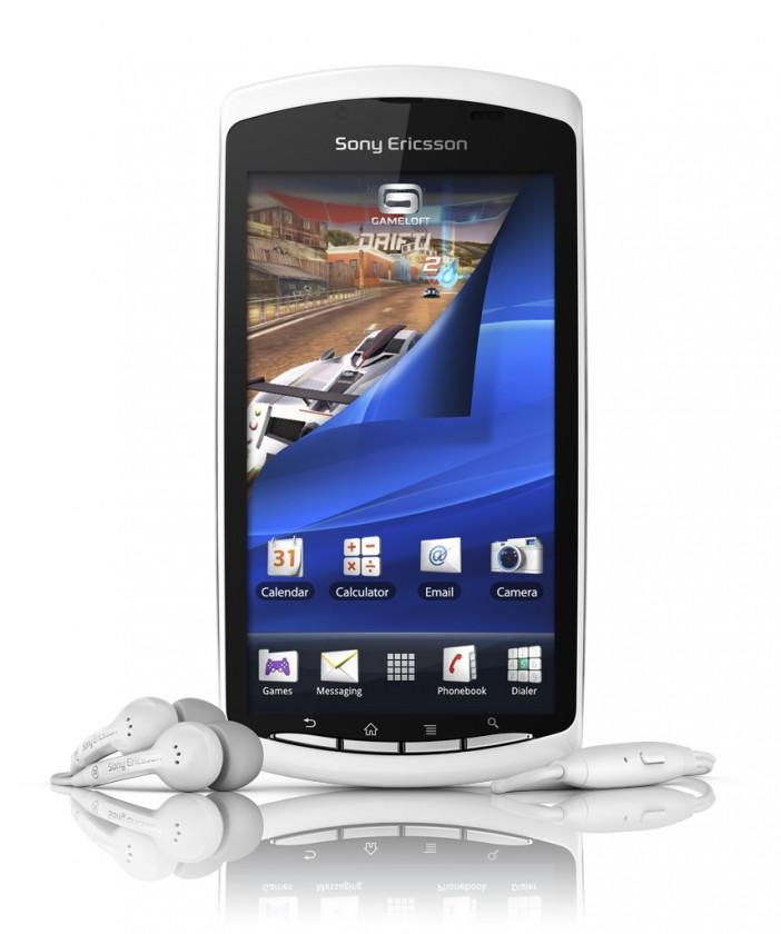 Sony Ericsson PLAY White