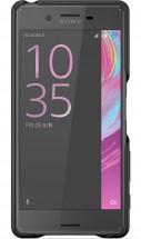 Sony gelskin pre Xperia X, čierna