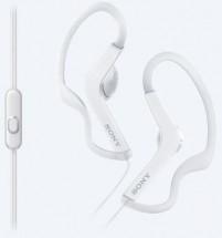 Sony MDR-AS210AP (biela)