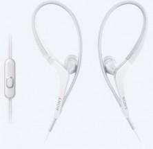 Sony MDR-AS410AP (biela)