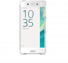 Sony ochranné puzdro pre Sony Xperia X, biela