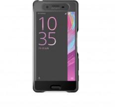 Sony ochranné puzdro pre Sony Xperia X, čierna