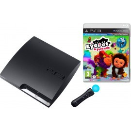 Sony Playstation 3 320GB Move Starter Pack+EyePet & Friends