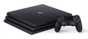 Sony PlayStation 4 Pro 1TB černý + Fortnite