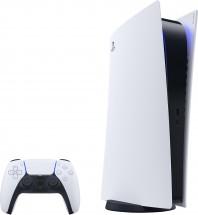 Sony PlayStation 5 Digital Edition, bez mechaniky