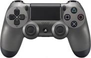Sony PS4 DualShock 4 v2, metalicky černý PS719868262