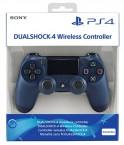 Sony PS4 DualShock 4 v2, tmavě modrý PS719874263