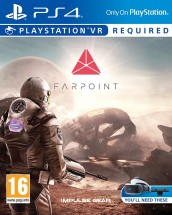 SONY PS4 hra Farpoint VR - PS719848554