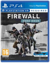 SONY PS4 hra Firewall: ZERO HOUR VR