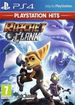 SONY PS4 hra Ratchet & Clank