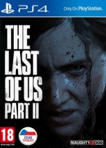 SONY PS4 hra The Last of Us Part II (PS4)/EAS