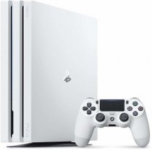 Sony PS4 Pro 1TB bílý - Gamma chassis