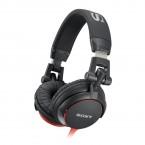 Sony Slúchadlá MDR-V55 červená