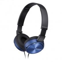 Sony Slúchadlá MDRZX310AP modrá