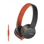 Sony Slúchadlá MDRZX660AP oranžová