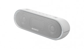 Sony SRS-XB20, biela VADA VZHĽADU, ODRENINY