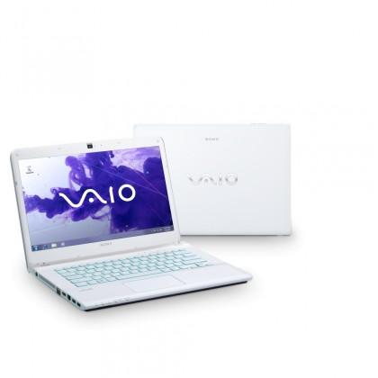 Sony VAIO E14 bílý (SVE14A1S1EW.CEZ)