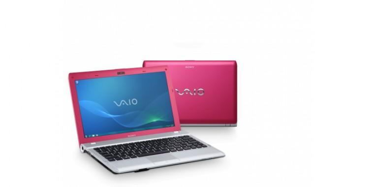 Sony VAIO YB3V1E/P růžový (VPCYB3V1E/P.CEZ)