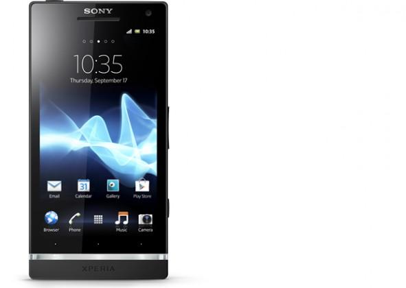 Sony Xperia S Black
