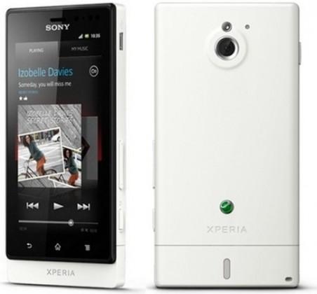 Sony Xperia Sola White