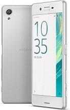 Sony Xperia X, biela